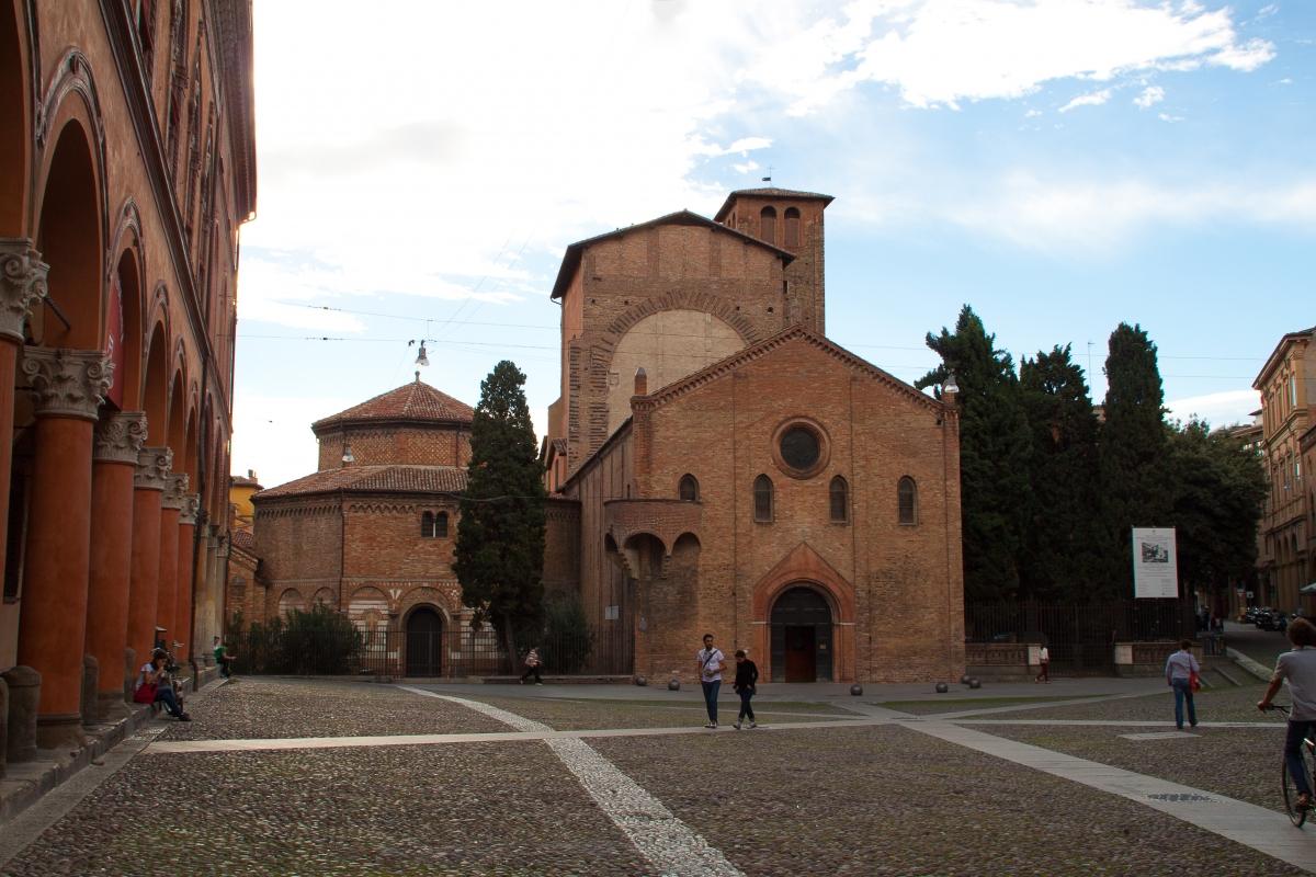 Basilica e piazza di santo stefano Bologna - Robertobag89 - Bologna (BO)