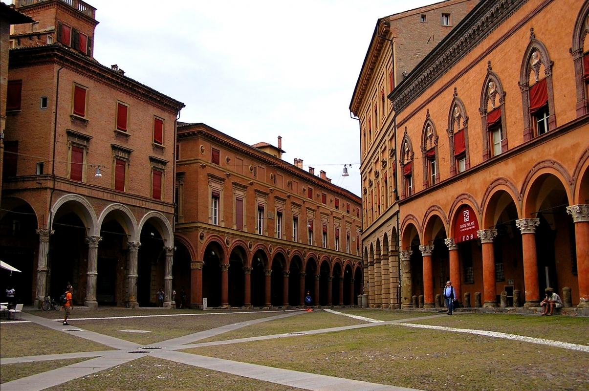 Piazza Santo Stefano (Bologna) - Davide Rizzo - Bologna (BO)