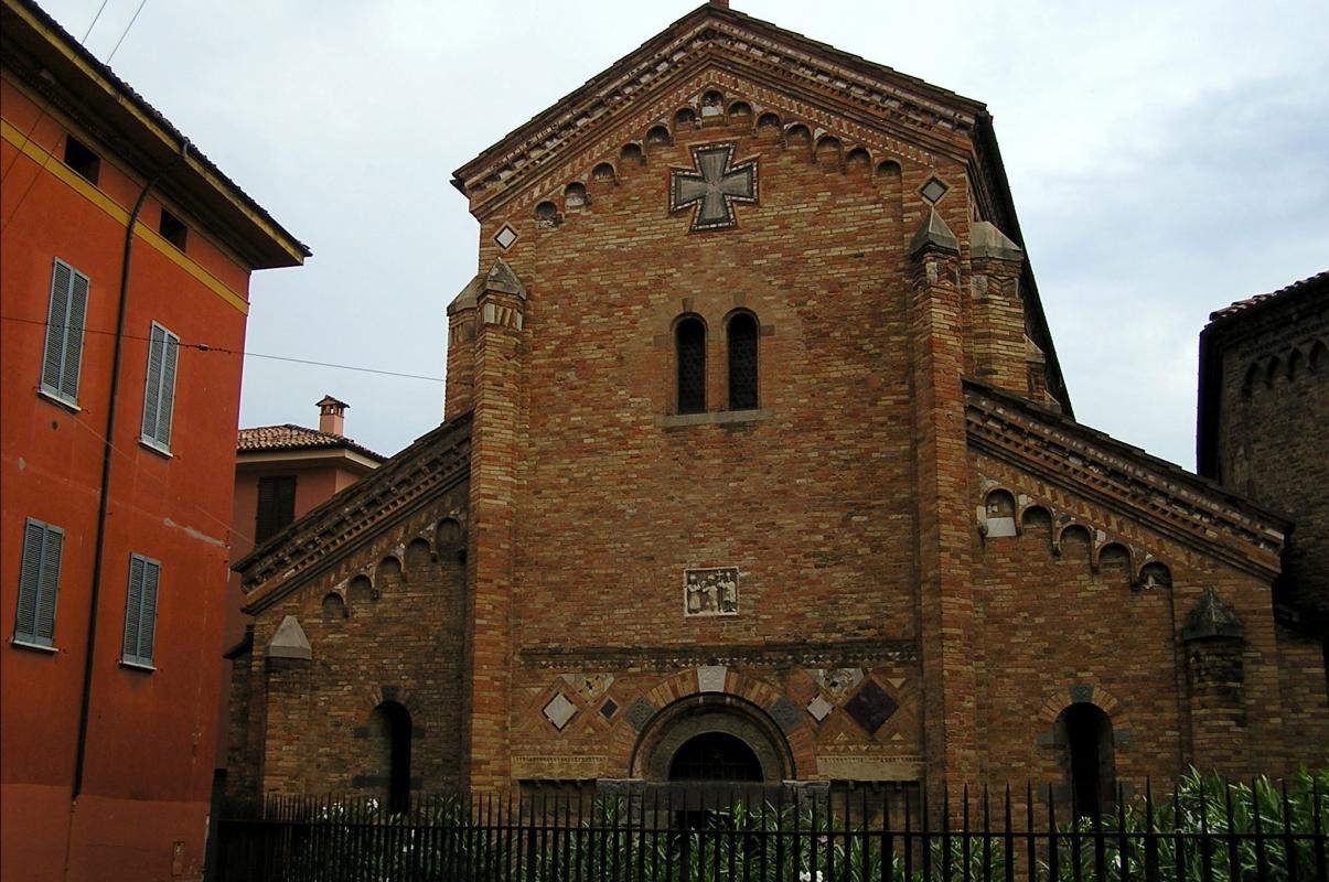 Basilica di Santo Stefano, facciata - Davide Rizzo - Bologna (BO)