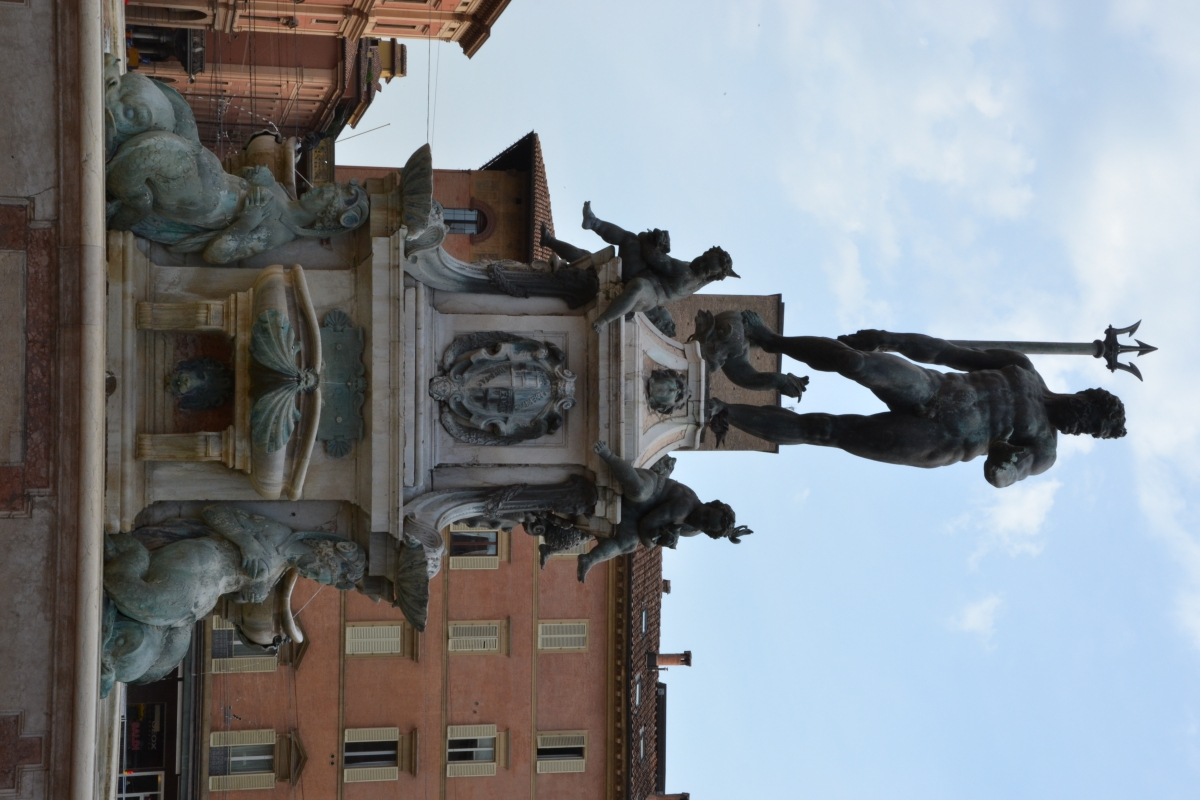 Fontana del Nettuno - Bologna 2 - Robertoderosa87 - Bologna (BO)