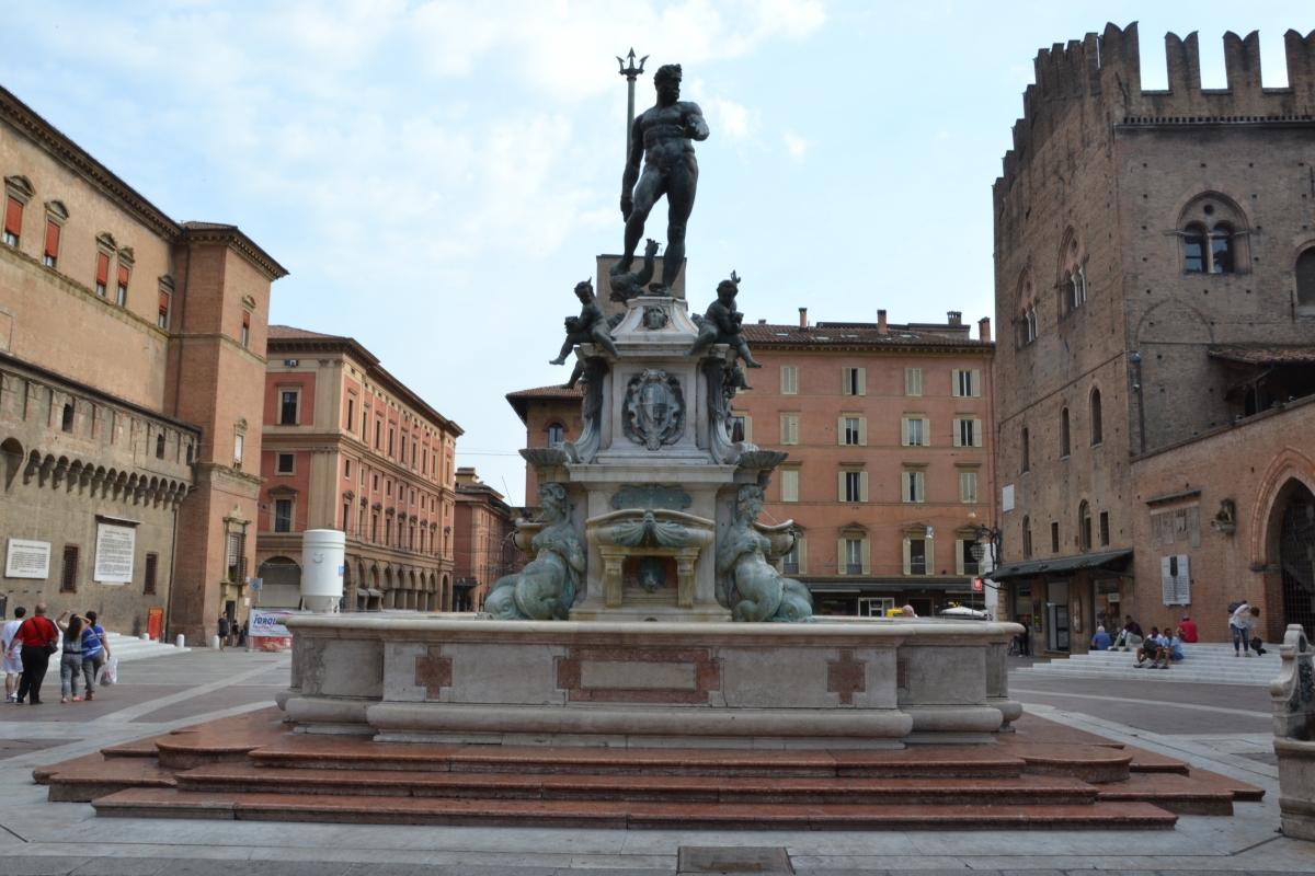 Fontana del Nettuno - Bologna 3 - Robertoderosa87 - Bologna (BO)