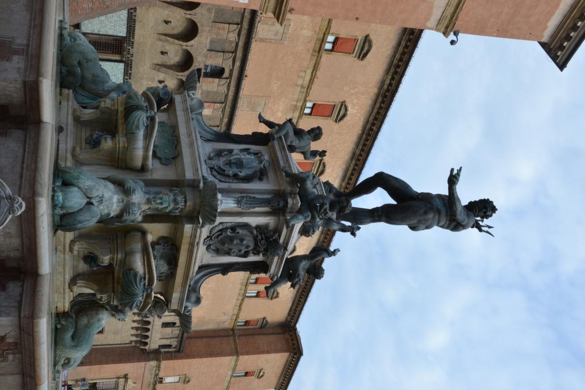 Fontana del Nettuno - Bologna 1 - Robertoderosa87 - Bologna (BO)