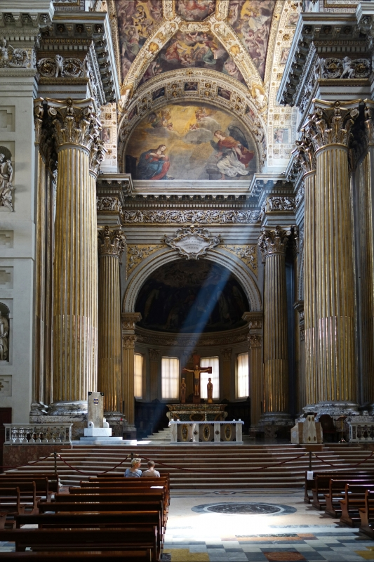 Cattedrale di S. Pietro, interno - Ugeorge - Bologna (BO)