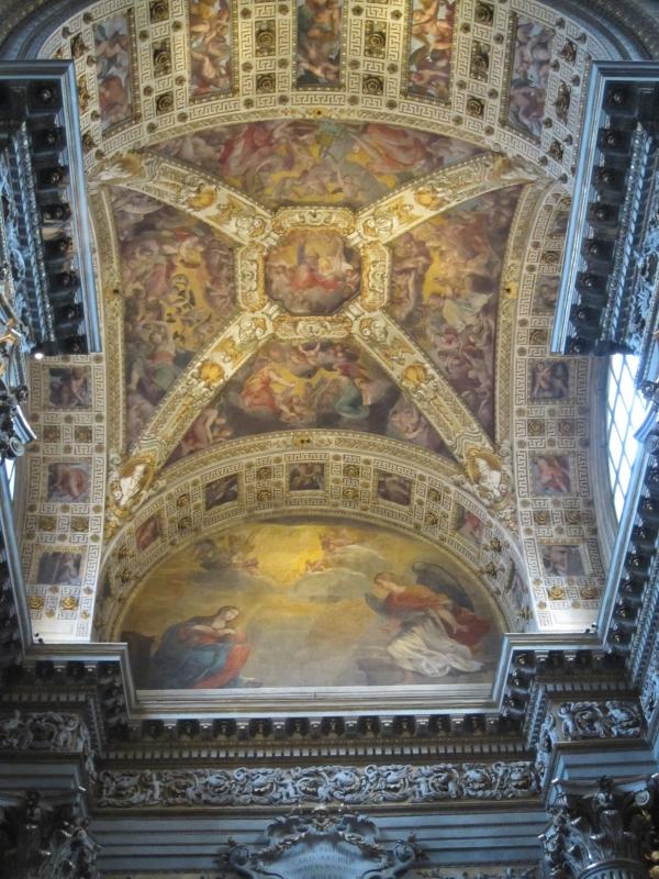 Volta del presbiterio Basilica Cattedrale di San Pietro - PederBu - Bologna (BO)