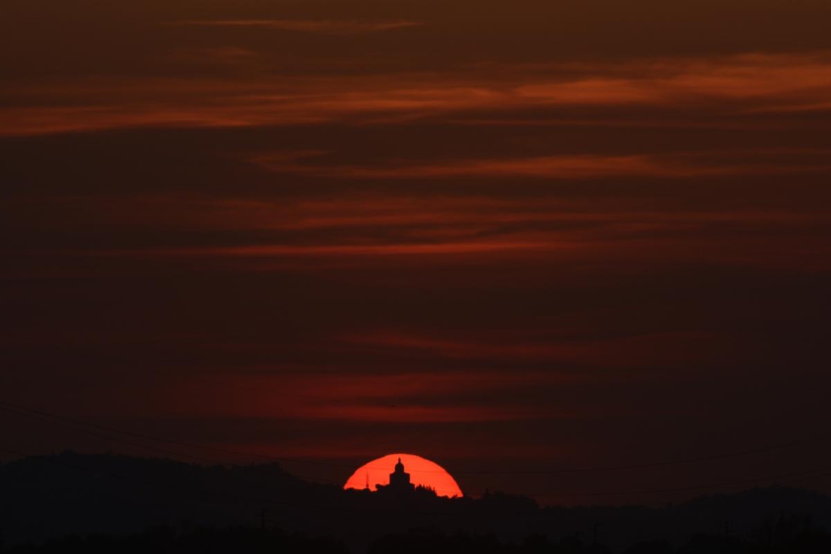 Sunset in Bologna - Aalby992 - Bologna (BO)