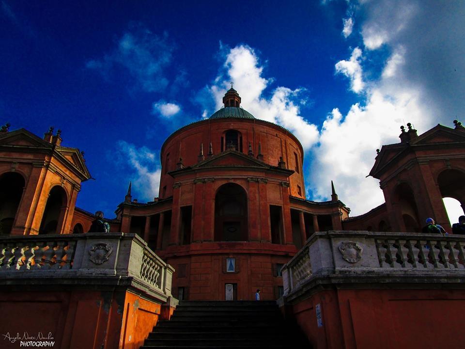 San Luca in the sky - Angelo nacchio - Bologna (BO)