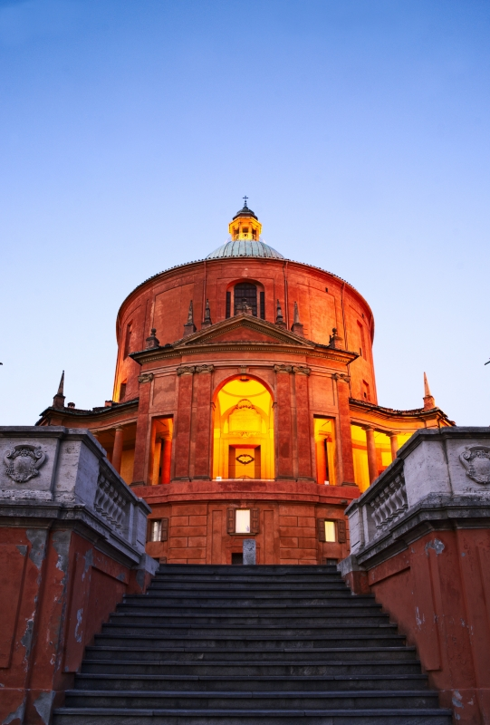 Basilica di San Luca - Fg.biker - Bologna (BO)
