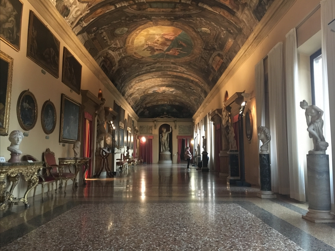 Palazzo d'Accursio - Collezioni Comunali d'Arte - Waltre manni - Bologna (BO)