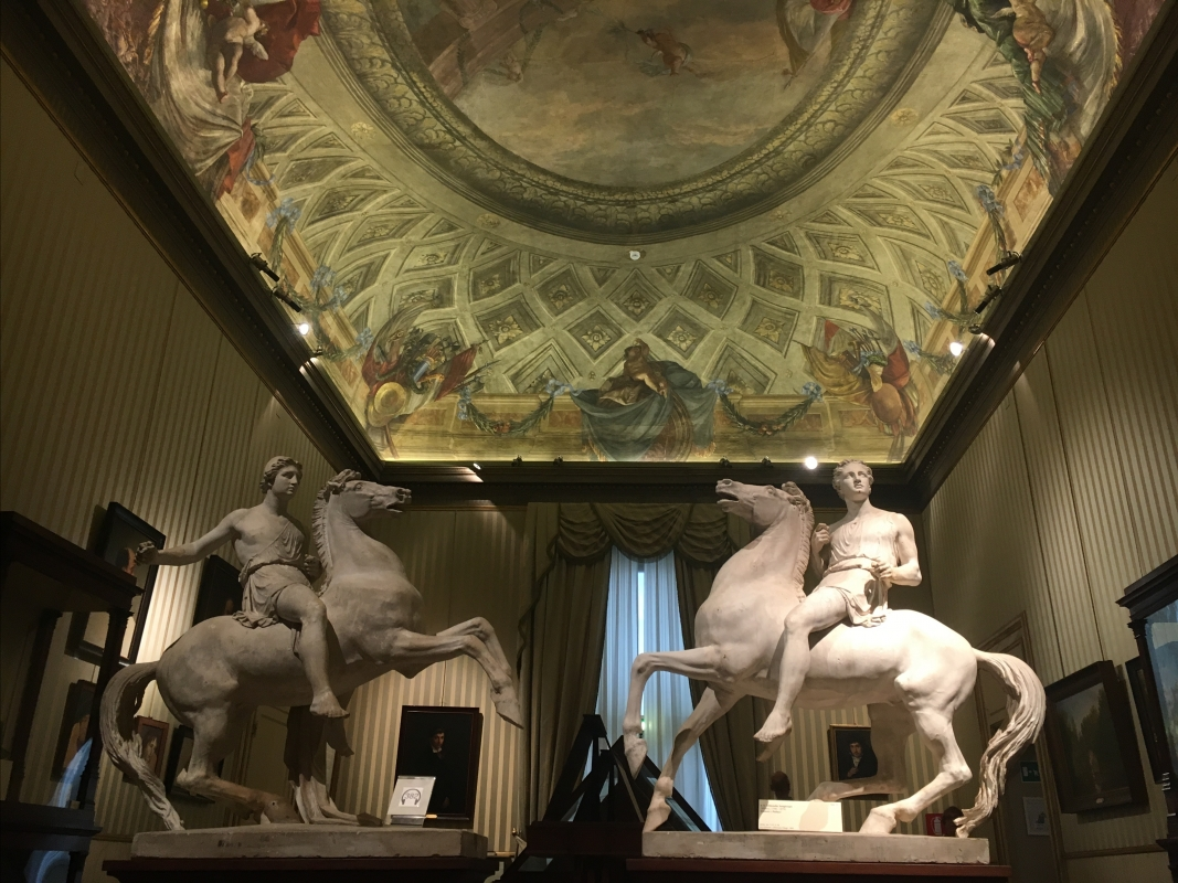 Palazzo d'Accursio - Collezioni Comunali d'Arte3 - Waltre manni - Bologna (BO)
