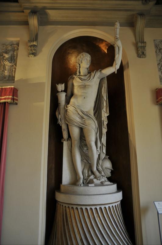BO - Palzzo del Comune - Nicchia con Statua Ornamentale a Soggetto Mitologico-Allegorico 02 - ElaBart - Bologna (BO)