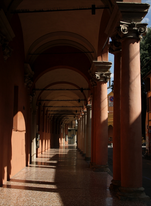 Pinacoteca esterni - Waltre manni - Bologna (BO)