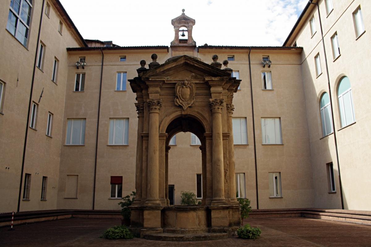 Pinacoteca di Bologna Esterno - Waltre manni - Bologna (BO)