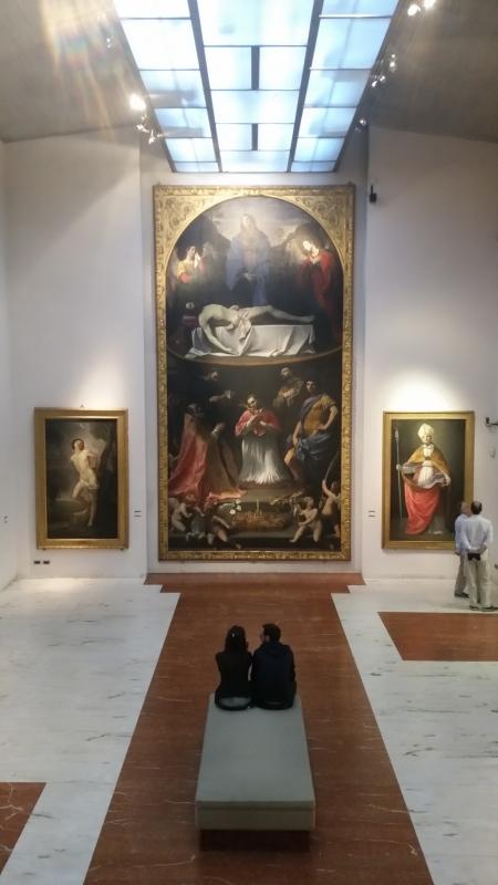 PInacoteca Nazionale - sala manierismo - Opi1010 - Bologna (BO)