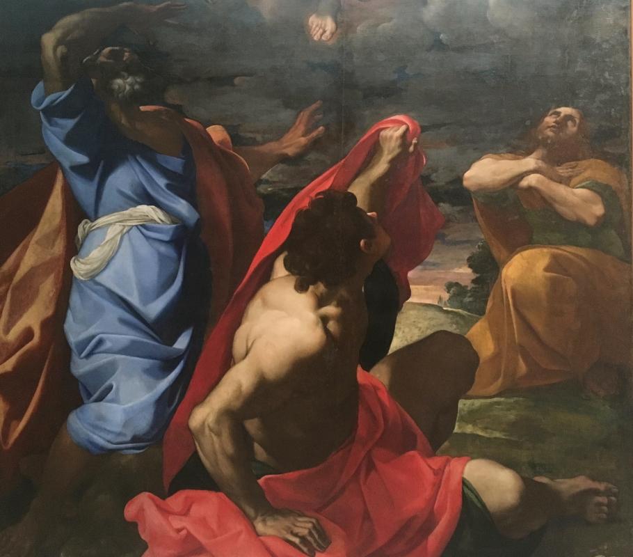 Trasfigurazione di Cristo Carracci Ludovico - Waltre manni - Bologna (BO)