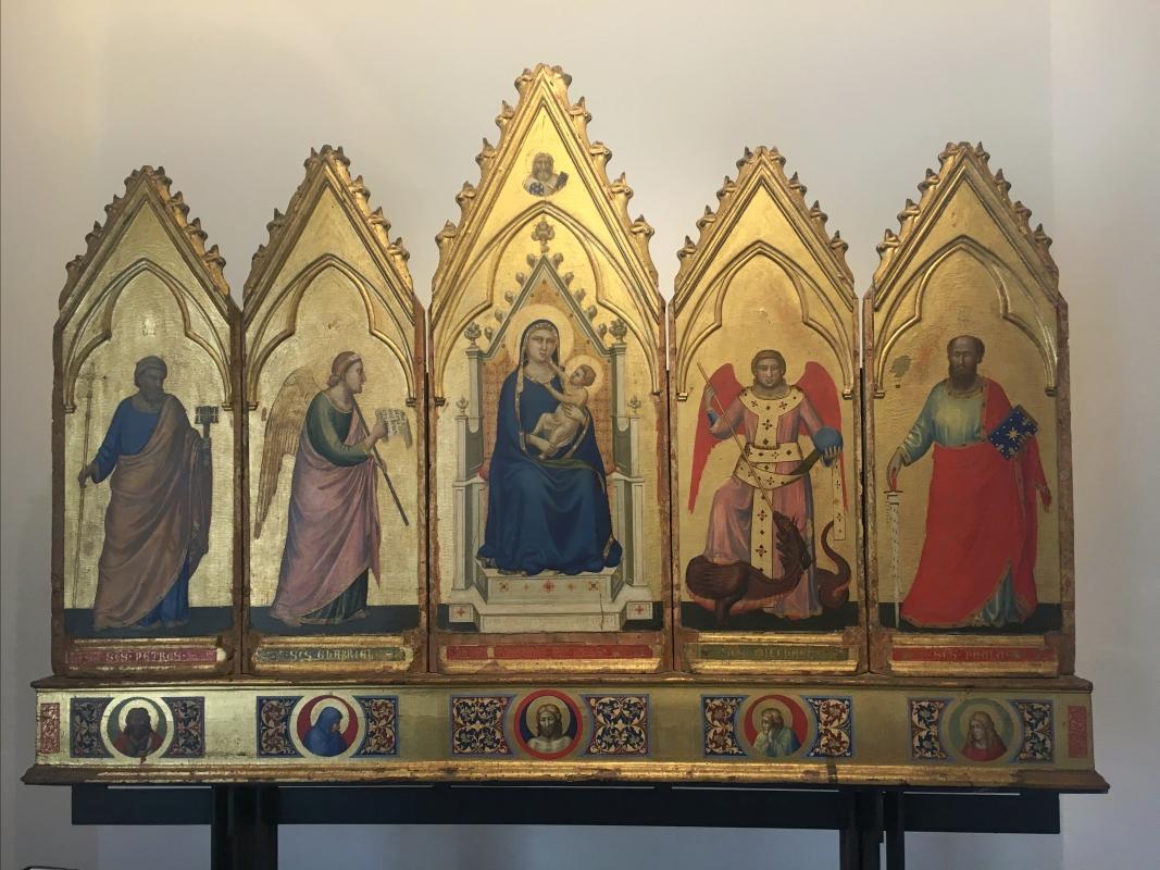 Giotto Polittico - Waltre manni - Bologna (BO)