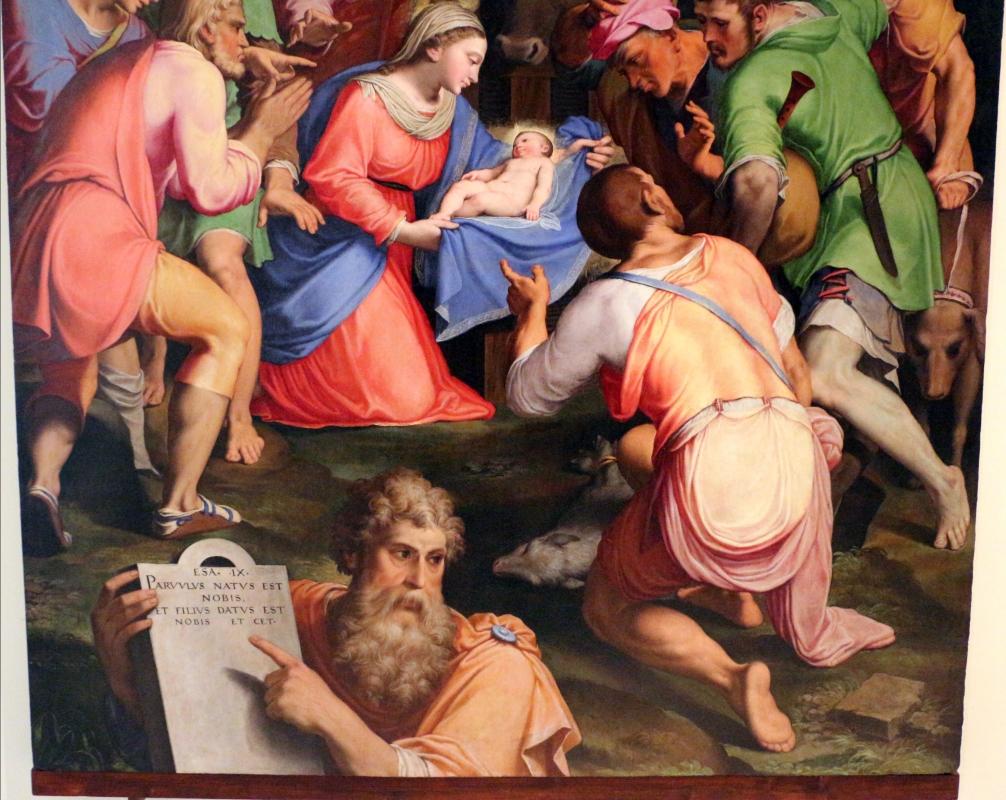 Il bagnacavallo junior, adorazione dei pastori (pinacoteca di cento) 15 - Sailko - Bologna (BO)