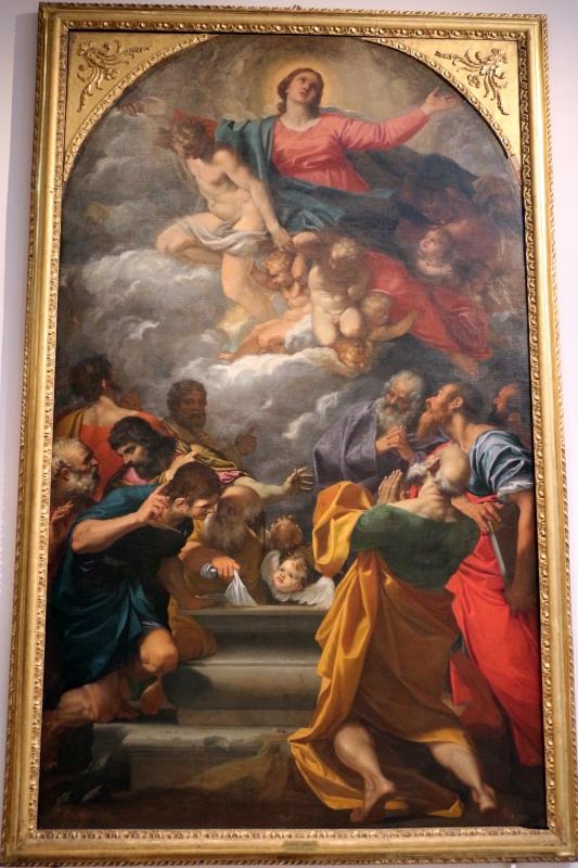 Agostino carracci, assunzione della vergine, 1592-93 ca., dal ss. salvatore 01 - Sailko - Bologna (BO)