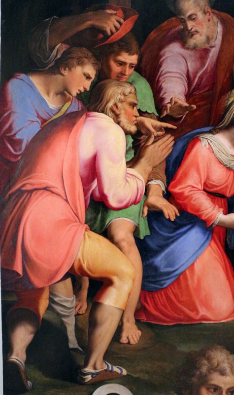 Il bagnacavallo junior, adorazione dei pastori (pinacoteca di cento) 06 - Sailko - Bologna (BO)