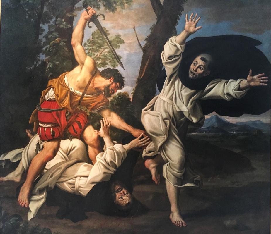 Martirio di San Pietro da Verona Zampieri Domenico detto Domenichino - Waltre manni - Bologna (BO)