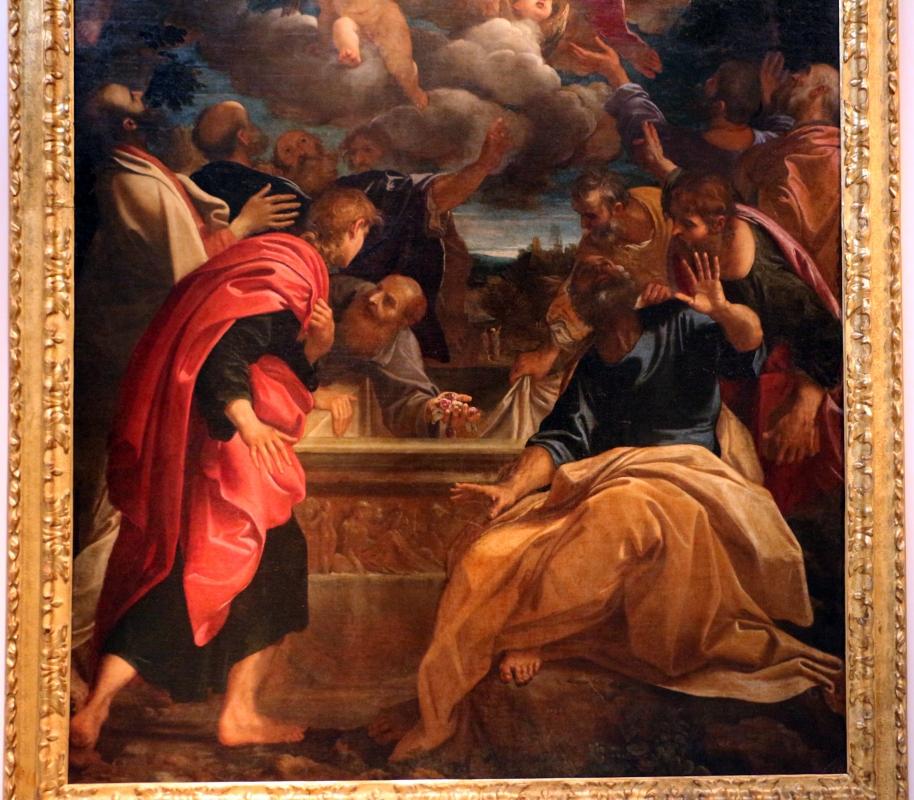 Annibale carracci, assunzione della vergine, 1592, da s. francesco 03 - Sailko - Bologna (BO)