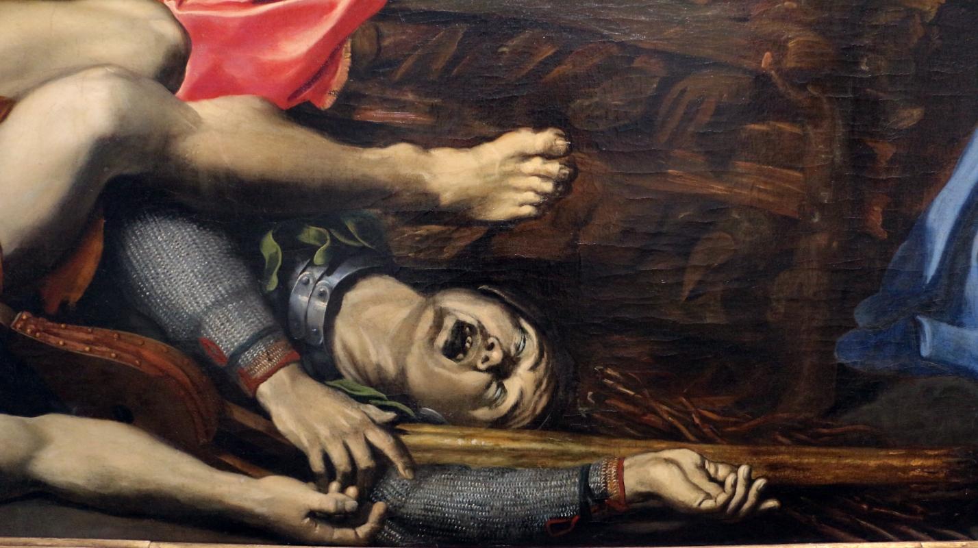 Domenichino, martirio di s. agnese, 1621-25 ca., da s. agnese 05 - Sailko - Bologna (BO)