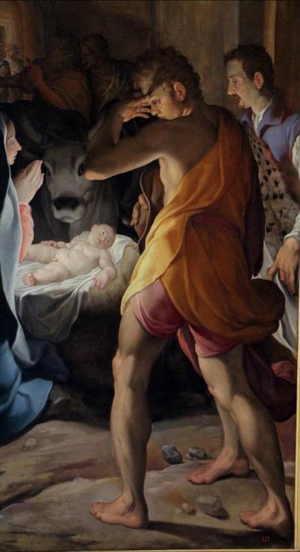 Camillo procaccini, adorazione dei pastori, 1584, da s. francesco 05 - Sailko - Bologna (BO)