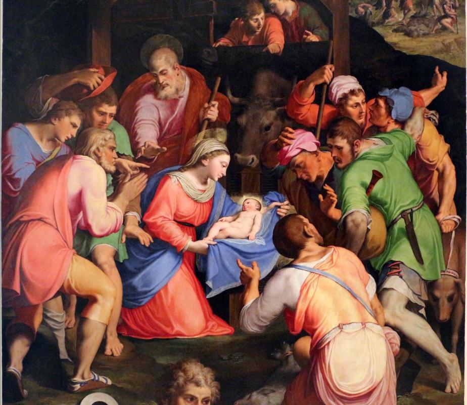 Il bagnacavallo junior, adorazione dei pastori (pinacoteca di cento) 05 - Sailko - Bologna (BO)