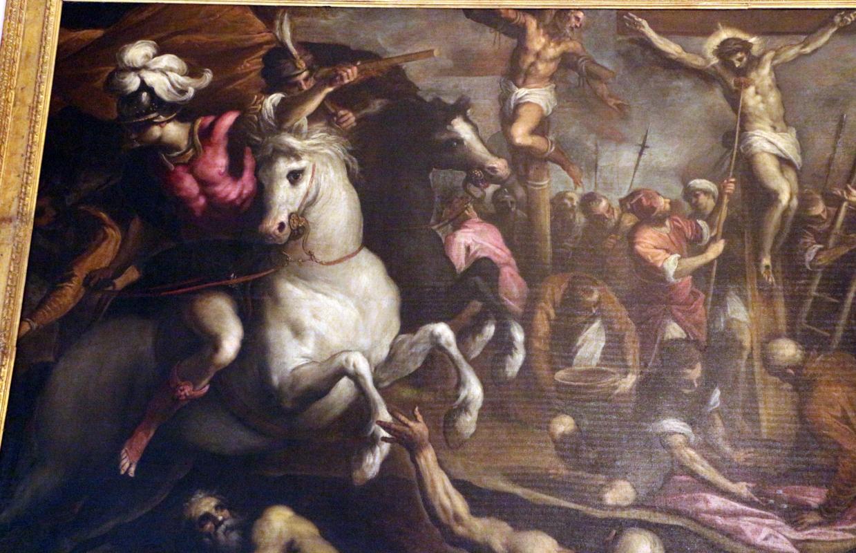 Palma il giovane, crocifissione 2 - Sailko - Bologna (BO)