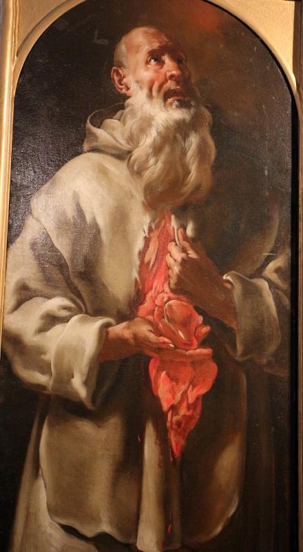 Nunzio rossi, san guglielmo horne certosino, 1644 ca. 02 - Sailko - Bologna (BO)