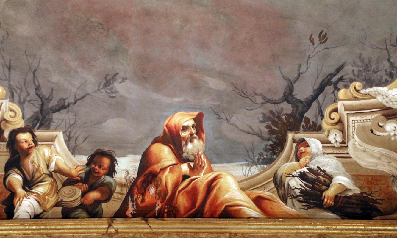 Giuseppe maria crespi, trionfo di ercole, 1691-1702 ca., sala delle stagioni di pal. pepoli 03 - Sailko - Bologna (BO)