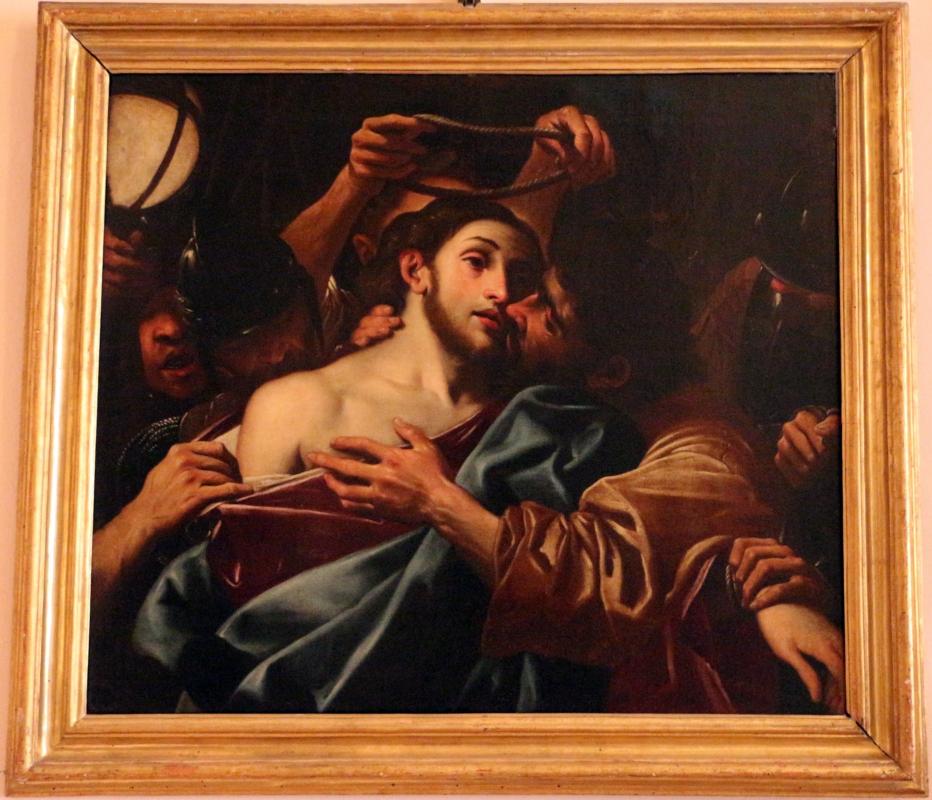 Flaminio torri, cattura di cristo - Sailko - Bologna (BO)