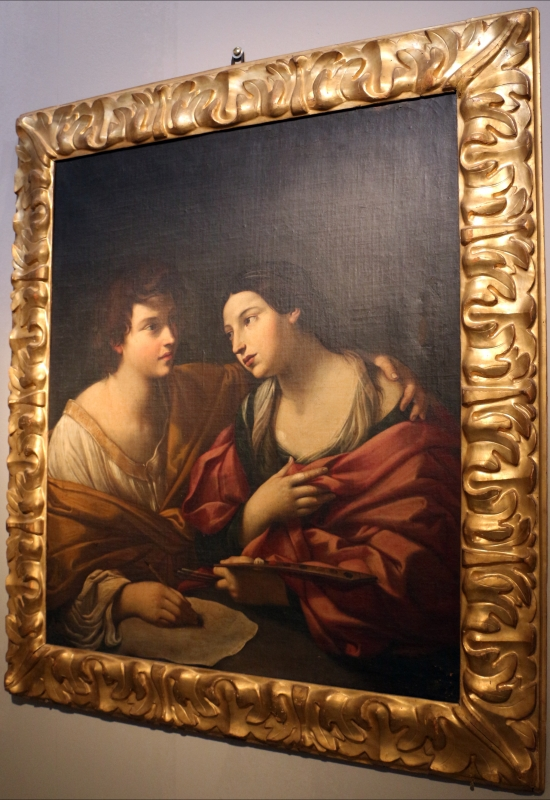 Giovan giacomo sementi (attr.), unione di disegno e colore (da guido reni), 1621-25, coll. zambeccari 02 - Sailko - Bologna (BO)