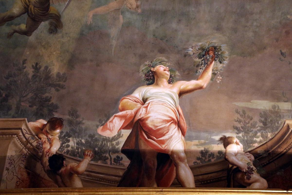 Giuseppe maria crespi, trionfo di ercole, 1691-1702 ca., sala delle stagioni di pal. pepoli 02 - Sailko - Bologna (BO)