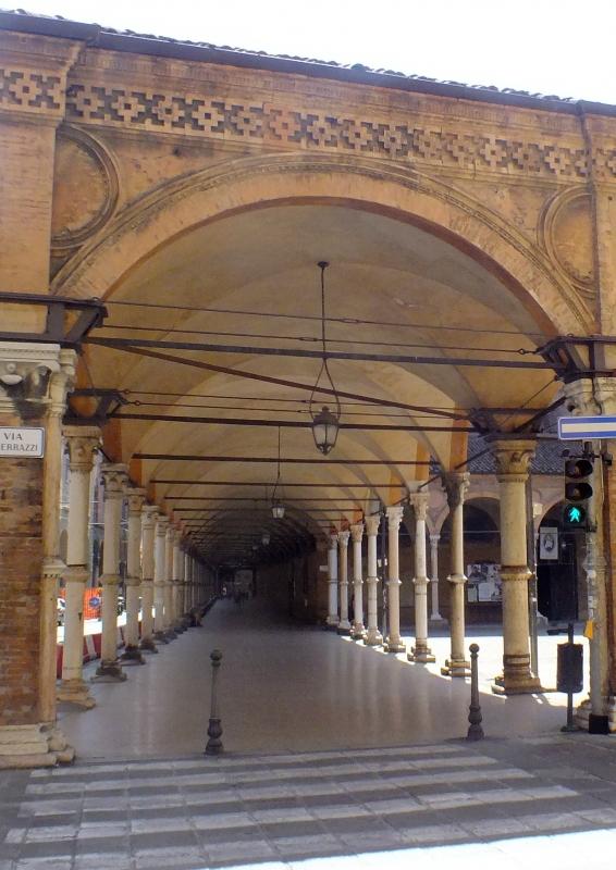 Portico Santa Maria dei Servi 2 - Roberta Milani - Bologna (BO)