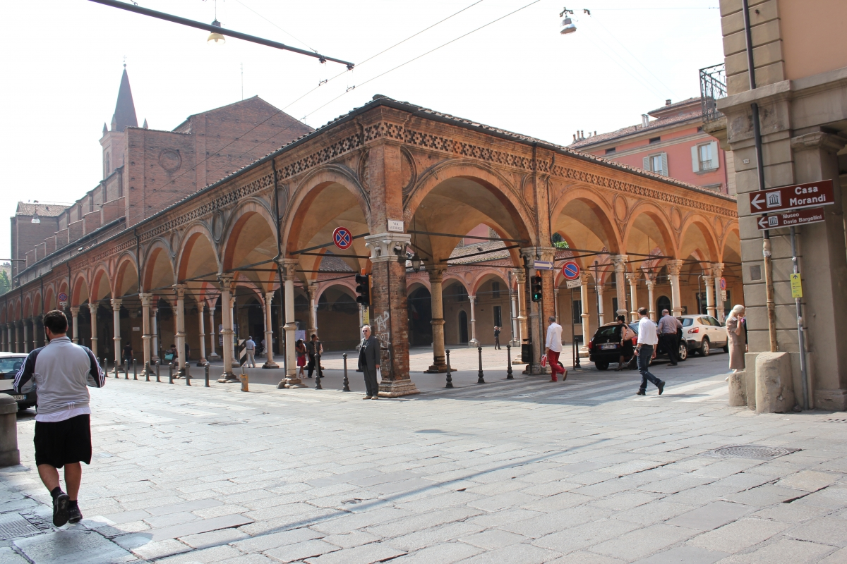 Portico di Santa Maria dei Servi - - RatMan1234 - Bologna (BO)