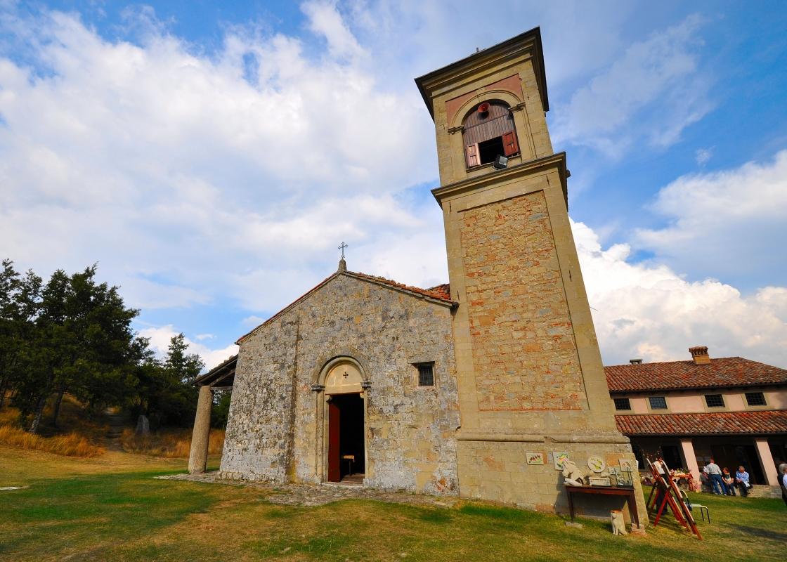 Montovolo Chiesa - BARBARA ZOLI - Grizzana Morandi (BO)