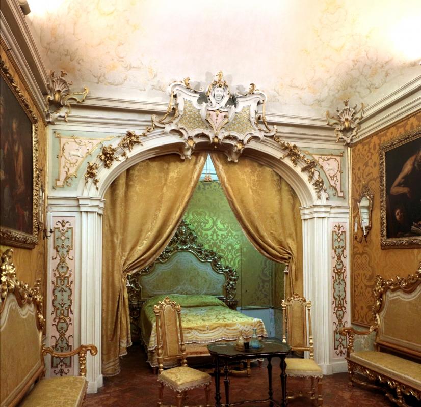 Imola, palazzo tozzoni, alcova 01 - Sailko - Imola (BO)