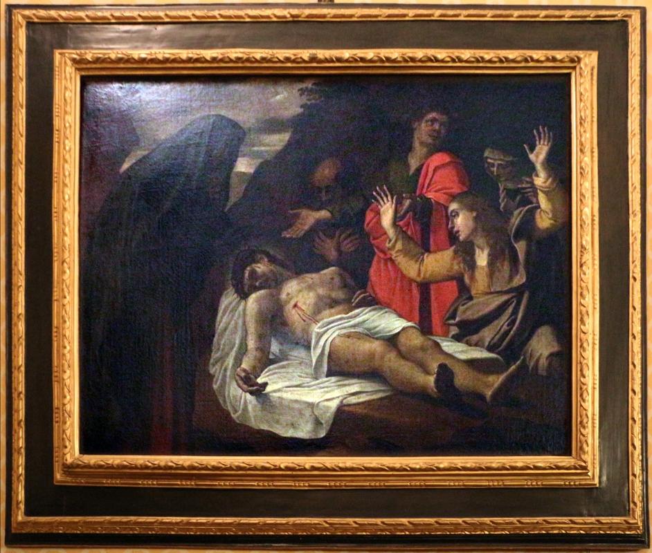 Bartolomeo cesi, pietà, 1590 ca - Sailko - Imola (BO)