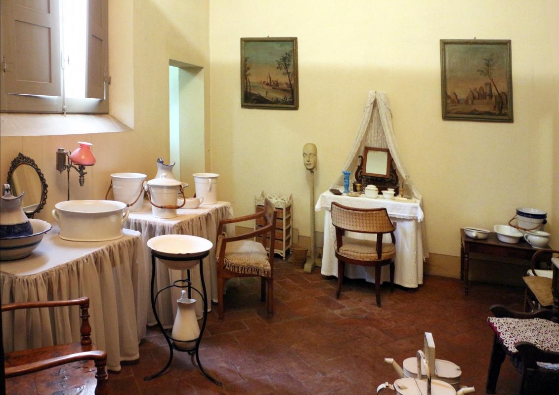 Imola, palazzo tozzoni, stanza della toeletta - Sailko - Imola (BO)
