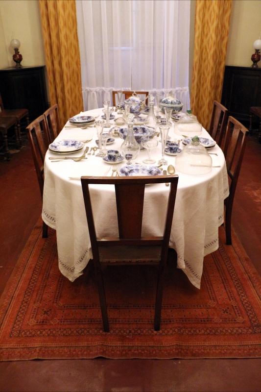 Imola, palazzo tozzoni, sala da pranzo, 02 - Sailko - Imola (BO)