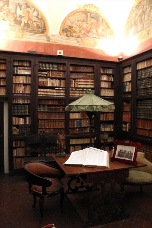 Imola, palazzo tozzoni, biblioteca 04 - Sailko - Imola (BO)