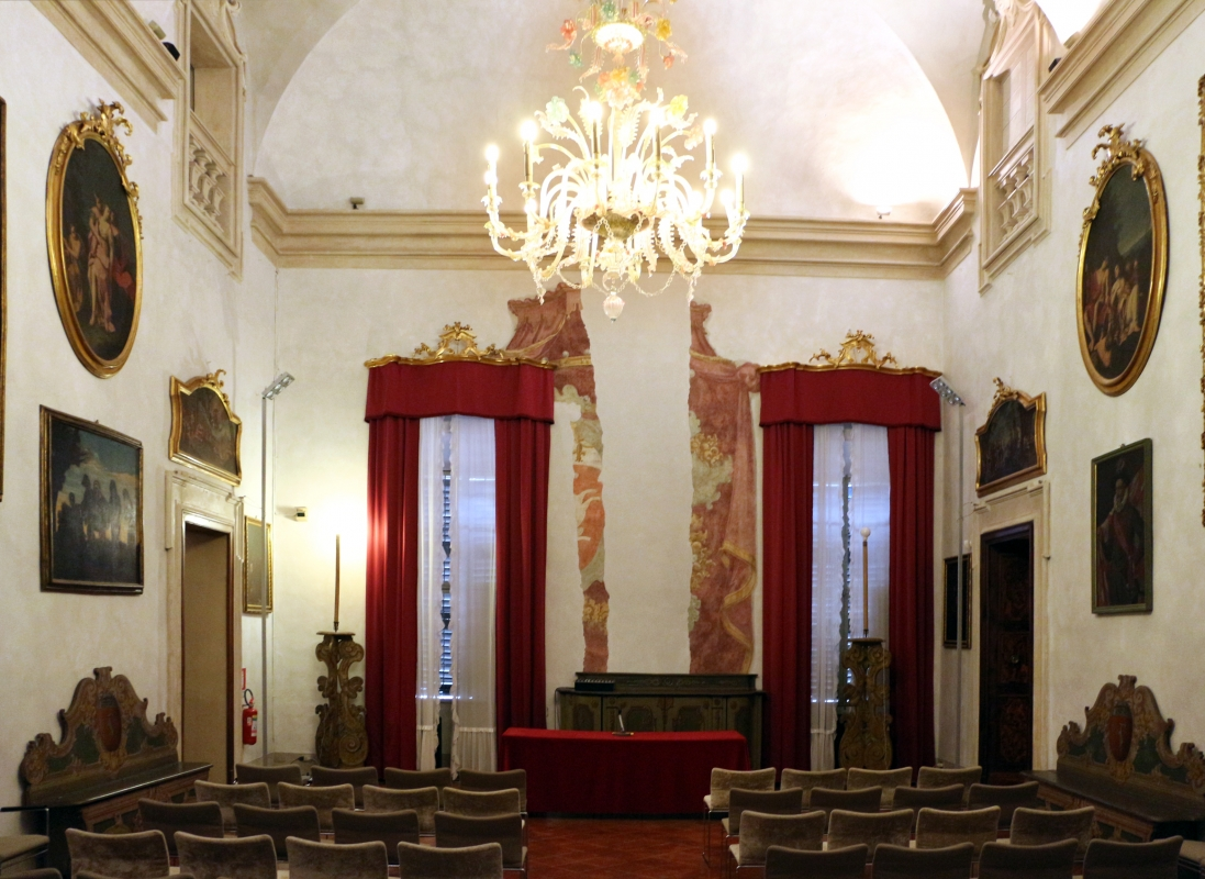 Imola, palazzo tozzoni, salone, 01 - Sailko - Imola (BO)