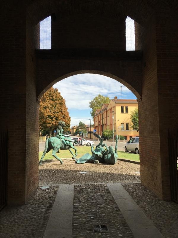Attraverso la porta - Mr.Ram3 05 - San Giorgio di Piano (BO)