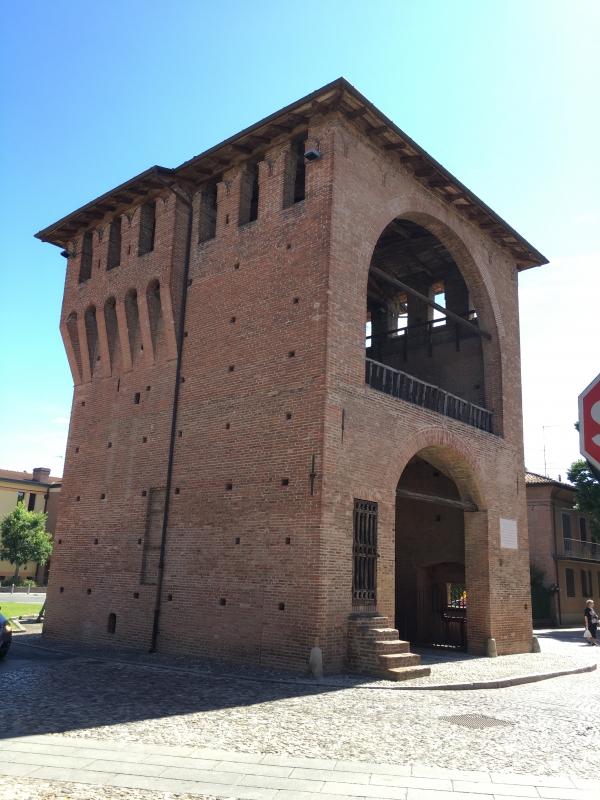 Porta Ferrara angolo sud ovest - FabioSchiavina - San Giorgio di Piano (BO)