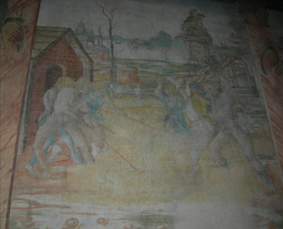 Storie del Pane Trebbiatura Castello Bentivoglio - Bologna - Nicola Quirico - Bentivoglio (BO)