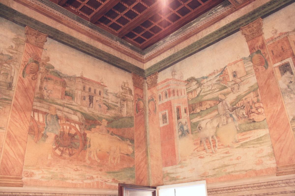 Castello di Bentivoglio - Sala del pane - Roberta.ullo - Bentivoglio (BO)