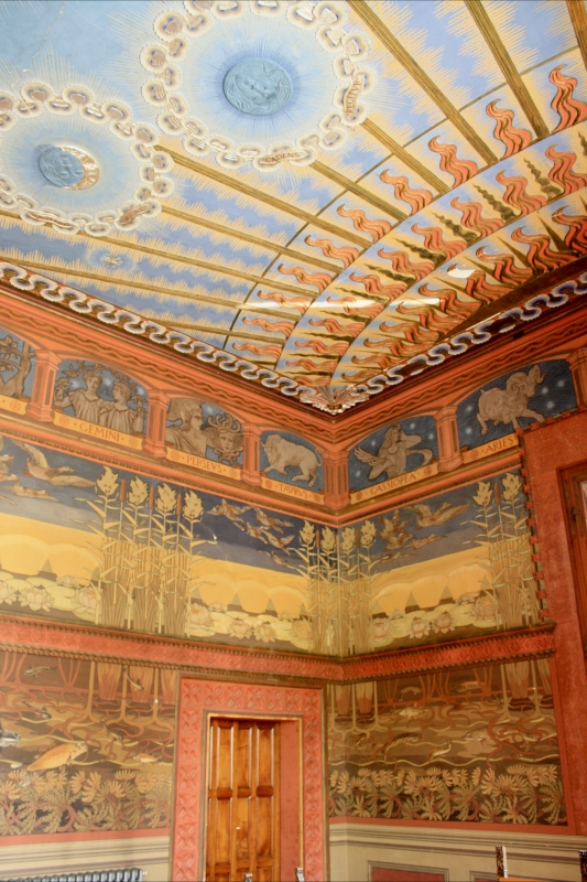 Palazzo Rosso - Sala dello zodiaco - Salvatore.caminiti - Bentivoglio (BO)