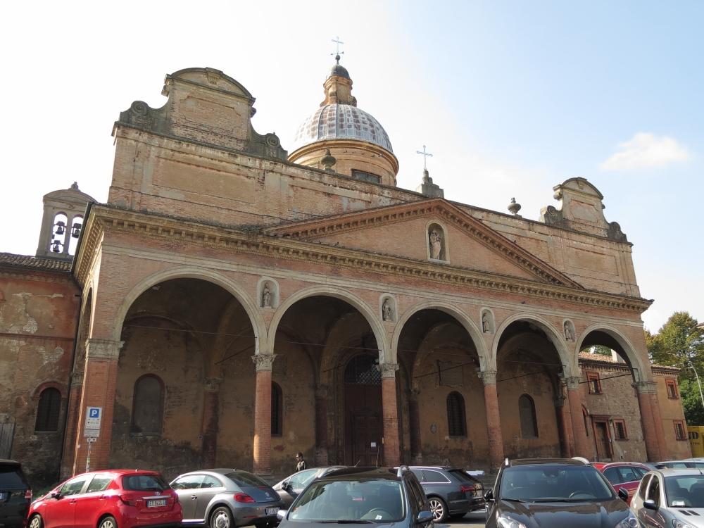 Bologna Chiesa Baraccano facciata - GennaroBologna - Bologna (BO)