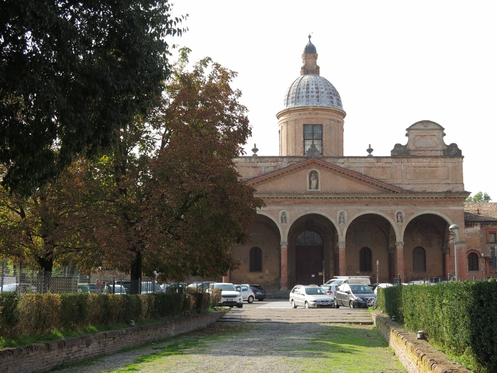 Bologna Chiesa Baraccano e piazza - GennaroBologna - Bologna (BO)