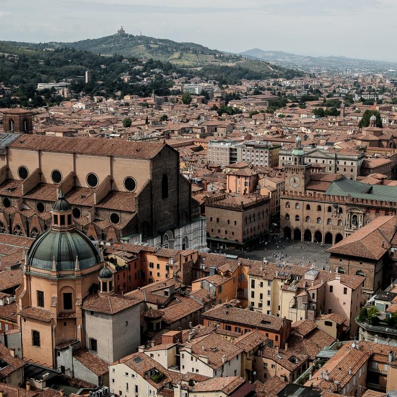 San Petronio Piazza Maggiore Bologna - Davide Colagiacomo - Bologna (BO)